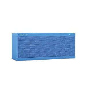Amethyst 'The Mini Block' Bluetooth Portable Speaker - Blue
