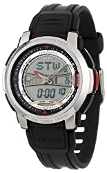 Casio Men's AQF100W-7BV Forester Sports Thermometer Watch