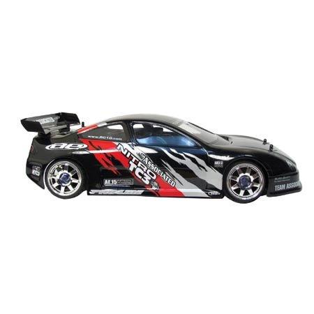 Team Associated Nitro TC3 Plus R/C RTR Car (RC)