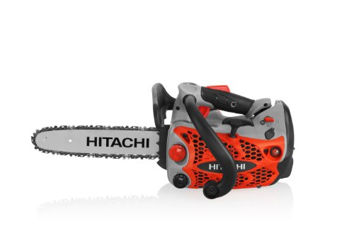 Hitachi CS33ET(30S) 32.3 cc 300 mm (12-inch) Chainsaw With Top Handle And Pure Fire Engine