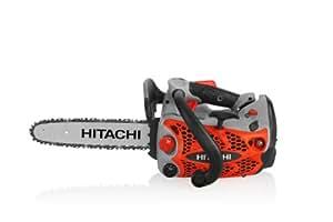 Hitachi CS33ET(30S) Tronçonneuse avec poignée supérieure Moteur Pure Fire 32.3 cc 300 mm (Import Grande Bretagne)