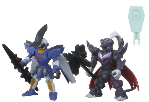 the-little-battlers-lbx-battle-custom-figure-set-lbx-odin-lbx-zenon-completed-figures-set