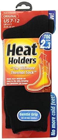 Heat Holders Thermal Socks, Men's Ori…