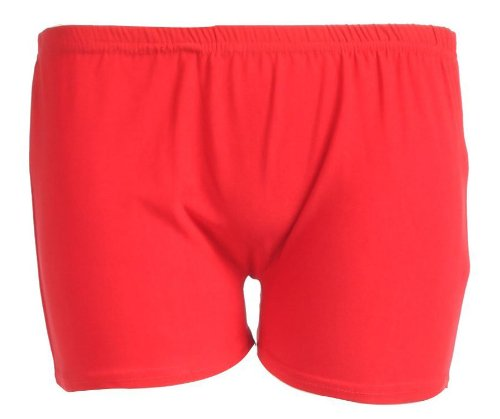 Womens Neon Floricient Jersey Ladies Mini Shorts Hot Pants Knicker