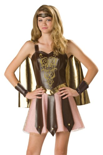 Colosseum Cutie Teen Costume, Small front-475877