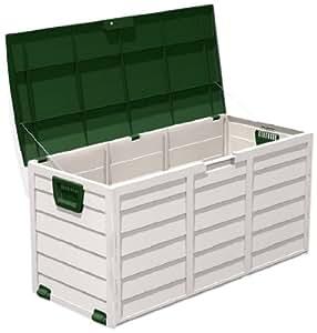 paroh kent collection ac1053 auflagenbox aufbewahrungsbox f r garten abschlie bar. Black Bedroom Furniture Sets. Home Design Ideas