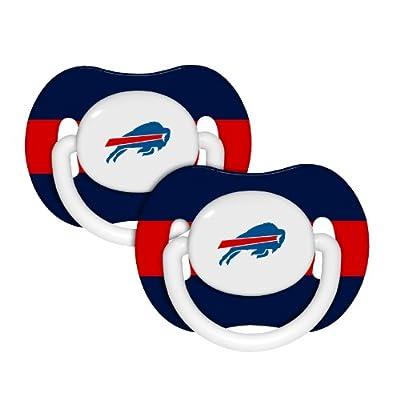 NFL Baby Fanatic NFL Buffalo Bills Baby Fanatic 2-Pack Pacifiers