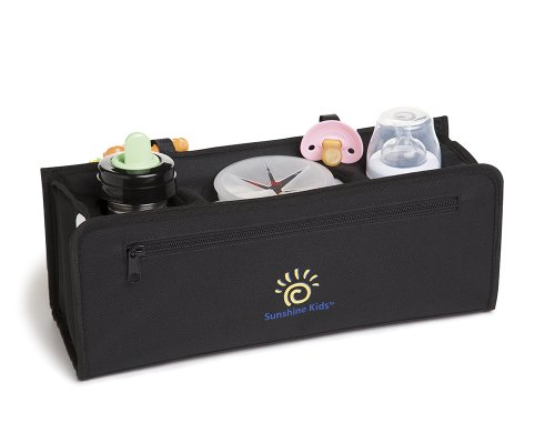 Sunshine Kids Buggy Tray, Black (Discontinued by Manufacturer)