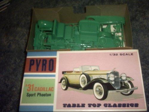 1965 Pyro 31 Cadillac Sport Phaeton Model Kit
