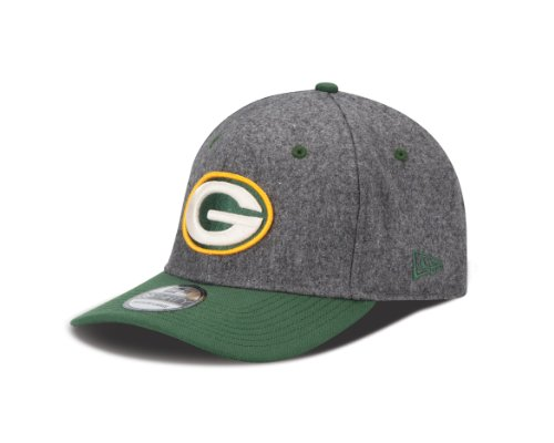 Buy NFL Green Bay Packers Meltop 3930, Gray/Green, M/L
