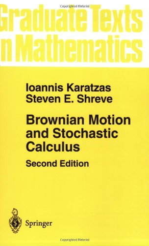 Brownian Motion and Stochastic Calculus