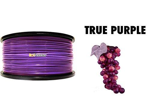 Juicy Botfeeder(Tm) Premium 3.00Mm Abs Filament Purple front-421657