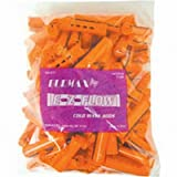 E-Z-Flow Pound Bag Of Tangerine Jumbo Rod 118 Pieces (1 lb)