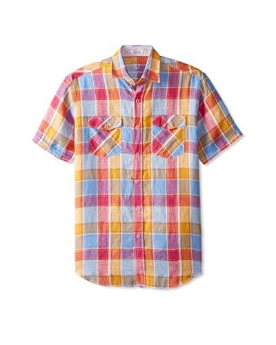 BUGATCHI Men's Reef Shirt
