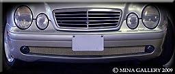 Mercedes CLK CLK430 CLK320 97-03 Lower mesh grille (1 part version)
