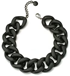 Sunbaked Choker in Matte Black
