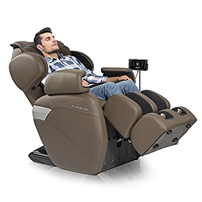2016 Best New Full Massage Chair Zero Gravity Shiatsu Chair Built In Heating Airbag Massage