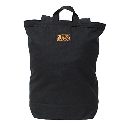 MYSTERY RANCH (ミステリーランチ)『BOOTY BAG』(Black) (ONE SIZE, Black)
