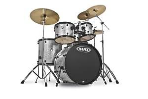 Mapex VOYAGER VR5295USTBCZCK 5-Piece Drum Set, Crystal Sparkle