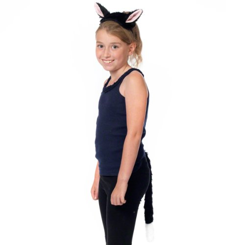 Cat Ears and Tail Set for Children