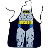 Dopobo New Arrival DC Comics Batman Kitchen Apron Funny Creative Cooking Party Aprons Be The Hero for Men Boyfriend Christmas Gifts