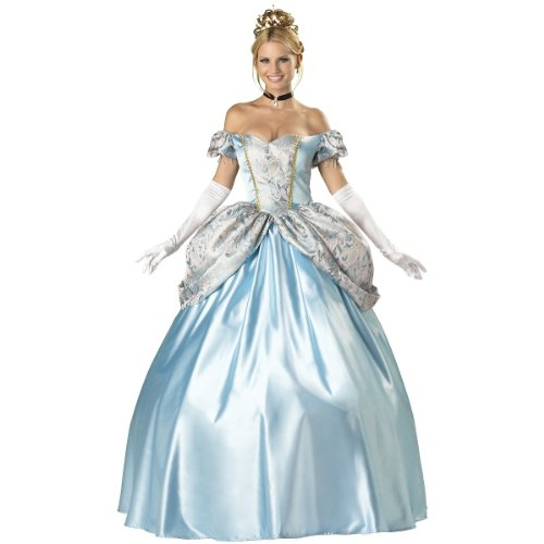 Enchanting Princess Costume - Large - Dress Size 10-14