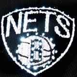 NBA Brooklyn Nets LED Light-Up Logo Adjustable Hat