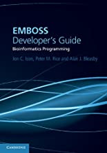 EMBOSS Developer39s Guide Bioinformatics Programming