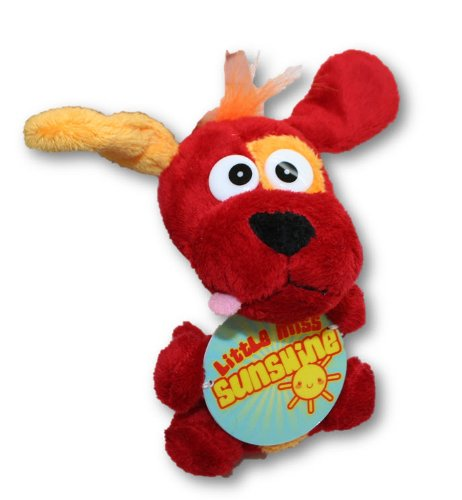 "Bobbin Buddies Plush Novelty Toys - ""Little Miss Sunshine"""
