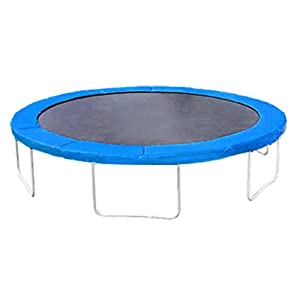 15 Ft Trampoline Safety Frame (blue)