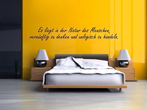 shirtstown-adesivo-da-parete-e-nel-della-natura-umana-ragionevole-di-pensare-e-vinile-orange-large
