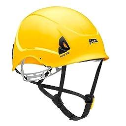 Petzl ALVEO BEST ANSI helmet Yellow A20BYA with a FREE drawstring storage bag