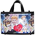 I Love Lucy Signature Product Women's I Love Lucy Collage Tote Medium Handbag