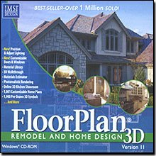 New IMSI Software Floorplan 3D Home Design V11 Remodel & Home Design Automatic Roof Editor