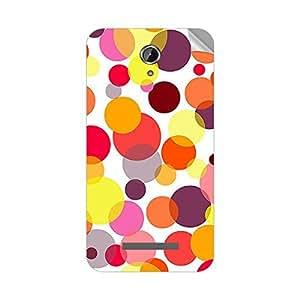 Garmor Designer Mobile Skin Sticker For Lava Iris 348 - Mobile Sticker