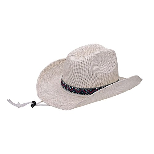 [Hats & Caps Shop Toyo Straw Hat - By TheTargetBuys | (WHITE)] (Sailor Straw Hat)