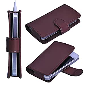 StylE ViSioN Pu Leather Pouch for Nokia Lumia 610