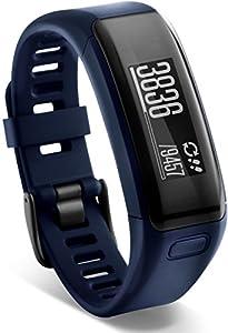 Garmin Vivosmart Activity Tracker with Smart Notification and Wrist Based Heart Rate Monitor by Garmin