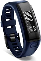 Garmin vívosmart HR Activity Tracker Regular Fit - Midnight Blue (Deep Blue)