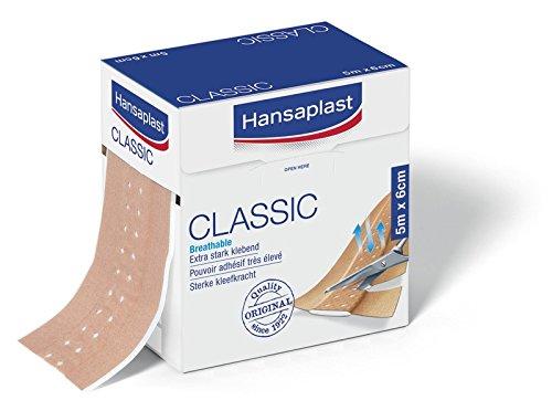 Hansaplast Classic Pflaster 5mx8cm, 1 St
