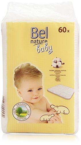 BEL - BEL NATURE BABY DISCOS DE BEBE 60 pz-unisex