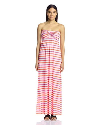 S.H.E. Soul Harmony Energy Women's Twist Detail Maxi Dress