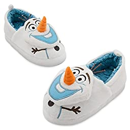 Disney Store Olaf Slippers for Kids (9/10)