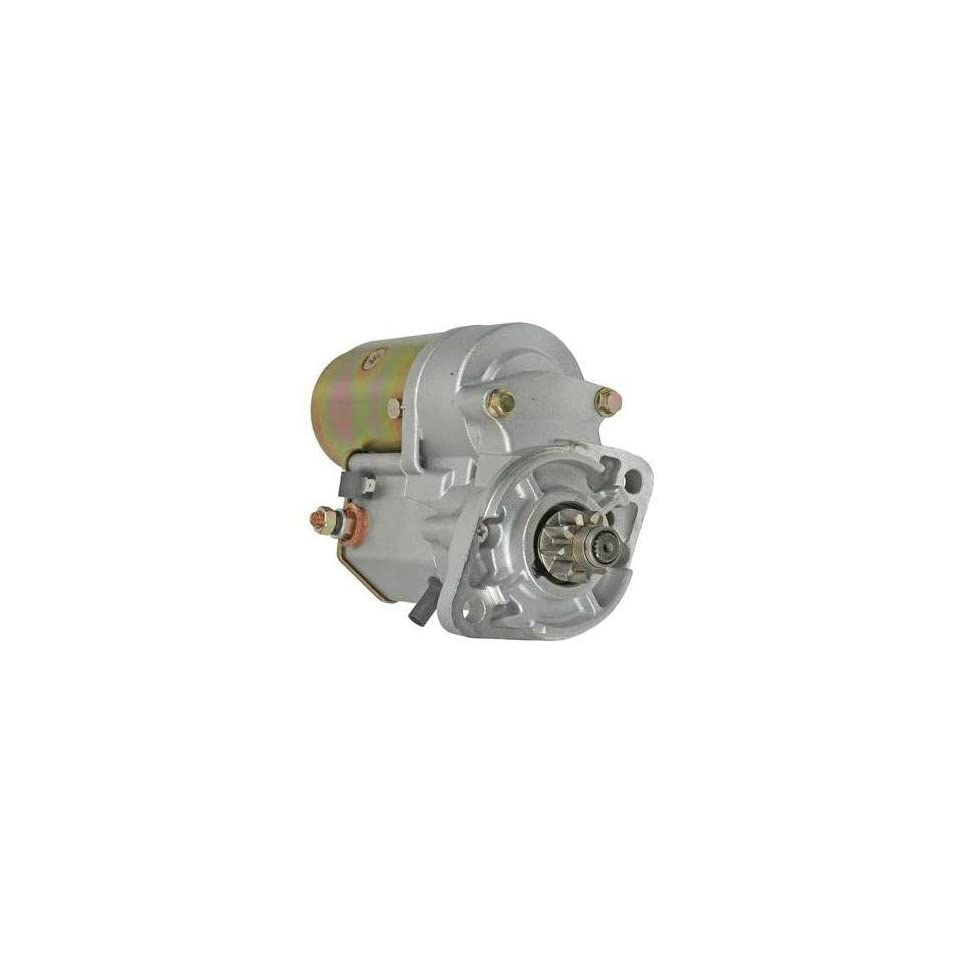 This is a Brand New Starter for Kubota and Thomas, Fits Many Models, Please See Below
