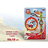 DISNEY PLANES ALARM CLOCK + DIGITAL WATCH GIFT SET