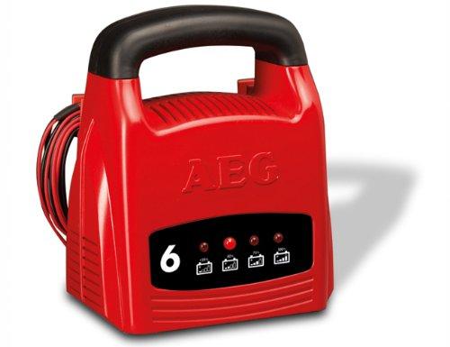 AEG 97001 Ladegerät LK 1206, 6 Ampere für 12