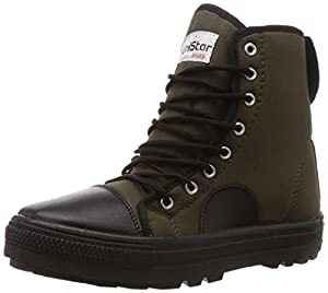 Unistar Men's Canvas Boots