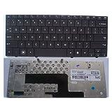 Deuce HP MINI 110 MINI 110-1000 MINI 110-1100 MINI 110-1200 SERIES BLACK Compatible LAPTOP KEYBOARD