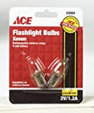 Cd/2 x 5: Ace Xenon Recharegable Lantern Bulb (43-1690)