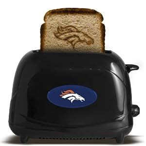NFL Denver Broncos Pro Toaster Elite by Pangea Brands